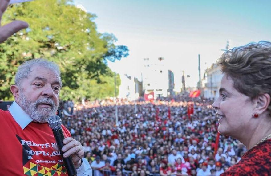 Lula: 'Terei o maior prazer em ser candidato para derrotar o escolhido da rede Globo'