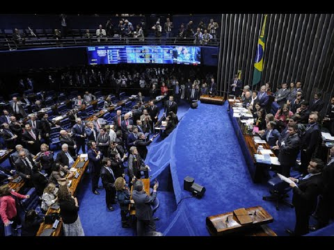 Senado aprova o projeto de reforma trabalhista, sem alterações