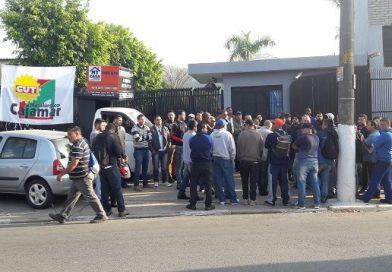 Trabalhadores na FB entram em greve