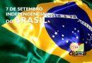 7 DE SETEMBRO DIA DA INDEPENDÊNCIA DO BRASIL