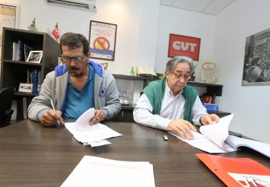 FEM-CUT/SP assina convenção com sindicato patronal da indústria de parafusos