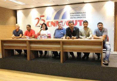 Metalúrgicos da CUT reafirmam solidariedade ao ex-presidente Lula