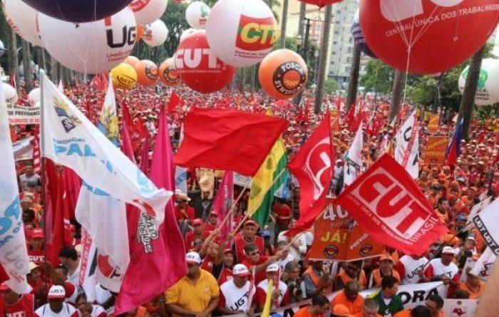 Centrais reforçam 10 de agosto como dia de 'basta ao desemprego'