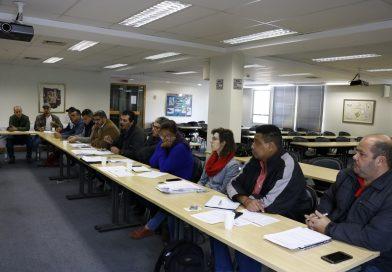 FEM-CUT/SP debate últimos ajustes com Grupo 3