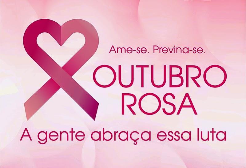 Outubro Rosa: nós apoiamos essa causa