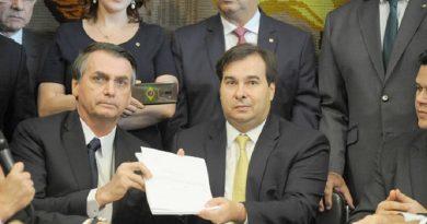 Projeto de Reforma da Previdência já está no Congresso