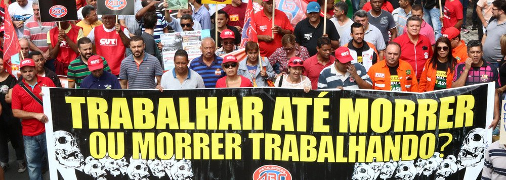 Reforma da Previdência de Bolsonaro é pior do que a de Temer