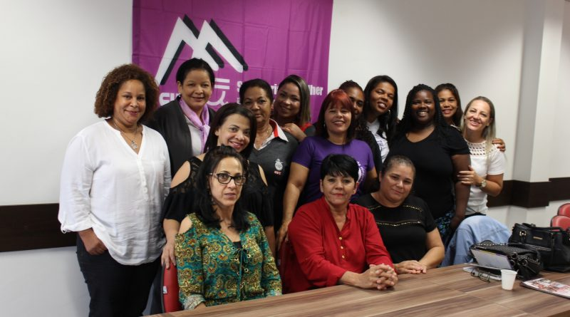 Coletivo de Mulheres da FEM-CUT/SP retoma atividades