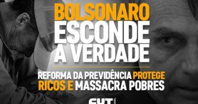 Reforma de Bolsonaro: mais pobres vão pagar o preço da crise econômica