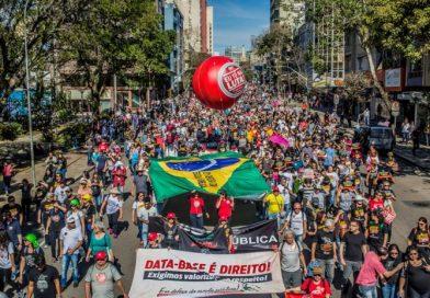 Em negociações, sindicatos garantem quase 50% de ganhos reais em 2019