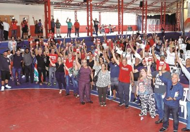 Plenária da CUT-SP aprova plano de lutas