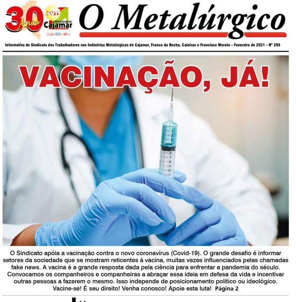 BOLETIM FEVEREIRO 2021