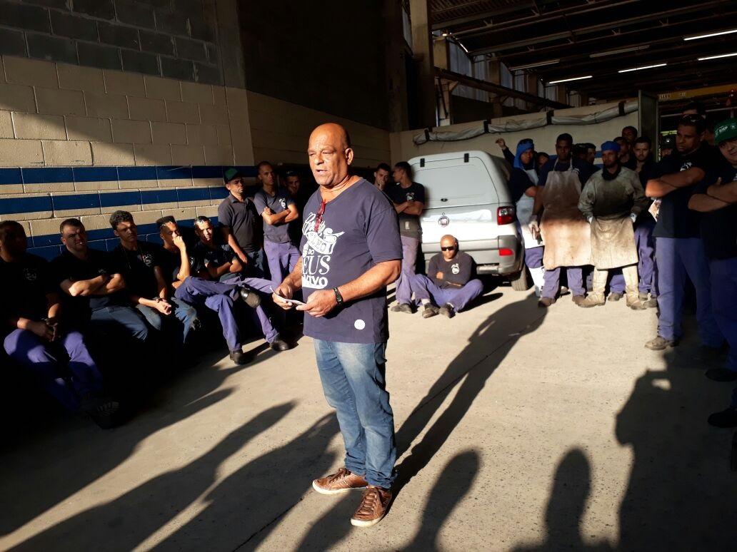 Trabalhadores aprovam pauta de reivindicações na Byg