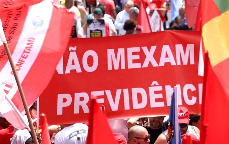 65% reprovam reforma da Previdência de Bolsonaro