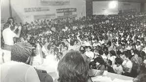Como na época da fundação, CUT completa 36 anos em meio à luta pela democracia